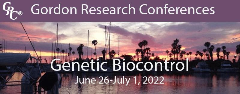 URL Genetic Biocontrol Gordon Conference